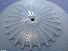 Art Deco Cobweb pattern Slip Shade Fixture, Light Cover, Ceiling