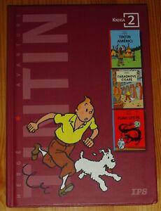 Tintinove avanture vol. 2 / IPS Serbia 2009 / Herge Tintin