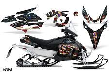AMR Racing Yamaha Phazer RTX GT Snowmobile Decal Sled Graphic Kit 07-16 WW2