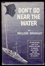 FILM SOURCE:William Brinkley, DON'T GO NEAR THE WATER. 1ST/1ST, F/NF