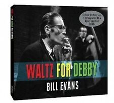 Bill Evans Waltz For Debby/The Ivory Hunters 2-CD NEW SEALED Remastered Jazz