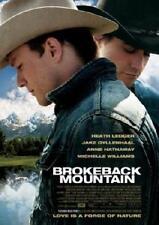 Brokeback Mountain Movie Poster 24in x 36in