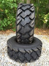 2 HD 12-16.5 Carlisle Ultra Guard MX Skid Steer Tires 12X16.5-14 PLY-Made in USA