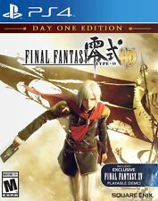 *NEW* Final Fantasy Type-0 HD Day One Edition - PS4
