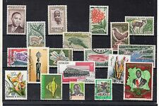Costa de Marfil Valores del año 1959-94 (DG-784)