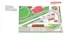 Märklin H0 C - plans de track démarrage 34 Pages - NEUF