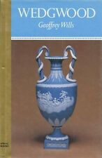 Antique Wedgwood Porcelain - History Types Marks / Scarce Illustrated Book
