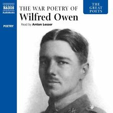 Great War Poets - Audiobook Collection on mp3CD
