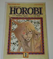 Horobi Part 1 #1   (Viz 1990)  Very Fine