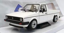 Solido 1/18 Scale Model S1803501 - 1982 Volkswagen VW Caddy MK1 White
