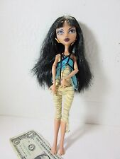 Mattel Monster High Cleo de Nile Daughter of the Mummy 2008