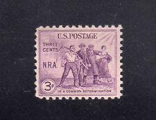 ESTADOS UNIDOS/USA 1933 MNH SC.732 NRA