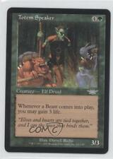 2003 Magic: The Gathering - Legions Booster Pack Base 141 Totem Speaker Card 0a1