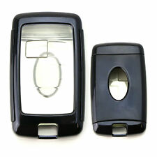 Black TPU Key Fob Cover w/ Button Cover For 18-up Range Rover Sport or Discovery