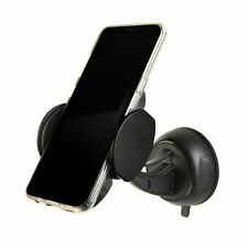 USB Car Wireless Qi Charging Charger Phone Holder / Universal Suction Cup Cradle
