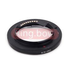AF Confirm adapter OM lens to Olympus 4/3 E-5 E-7 E420 E620 E520 E-410 E-510 E3
