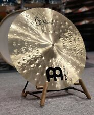 """More details for 20"""" meinl byzance traditional extra thin hammered crash cymbal #645"""
