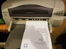 HP DeskJet 1220C Professional Series Inkjet Used Tested Large Format Printer