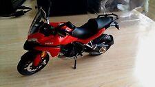 MAISTO MOTORCYCLES - DUCATI MULTISTRADA 1200 S      1:12    *NEW IN BOX*
