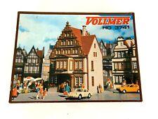 VOLLMER HO 3741 Bürgerhaus Imposing Town House Model NEW - open box complete