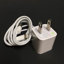 100% Original Apple Wall charger & lightning cable for iphone 5/5S/5C 6/6S plus