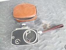 """caméra PAILLARD-BOLEX """" L 8 """" - 8 mm - Modèle 1951"""