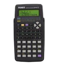 TEXET GRAPHIC GR4F-X SCIENTIFIC CALCULATOR 20 BUILT IN FUNCTION GRAPHS