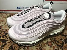 Women's Nike Air Max 97 Pale Pink Running Shoes Casual 921733-602 Size 7 New