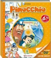Libri Magiche Fiabe - Pinocchio (Libro+Dvd)