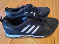 Adidas Adizero Tempo 9  Casual Running  Shoes - Black - Women's Size 9 B37426
