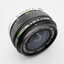 Olympus Zuiko 28mm f/2.8 Auto-W - Tested/100% - Superb - Many Adapter Options