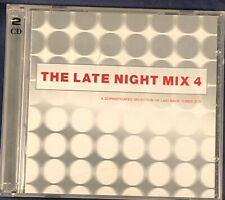Various Artists: The Late Night Mix 4 2CD Album
