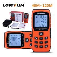 LOMVUM Digital Laser Distance Meter Rangefinder Diastimeter Layout Measure Tools