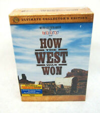 How the West Was Won New (3 DVDs, Ultimate Collector's Edition) James Stewart