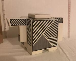 Vintage Deco Teapottery Teapot - VGC - In Box