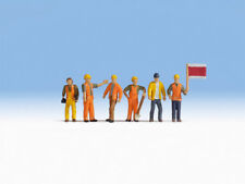 Track Workers - OO/HO Figures Noch 15277 - Free post F1