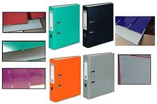 New 25 x A4 Lever Arch Folder With Minor Defects Cosmetic Marks - Random Colours