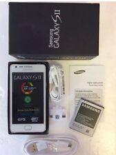 Samsung Galaxy S2 II GT-I9100 - 16GB White (Unlocked) Smartphone With Warranty