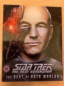 Star Trek: The Next Generation The Best of Both Worlds Blu-Ray Bluray