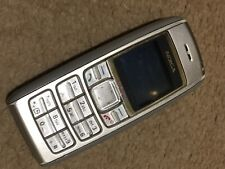 Nokia 1600 - Silver (Unlocked) Mobile Phone