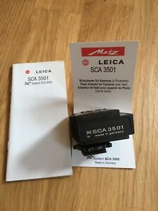 Metz Leica SCA 3501 Adapter