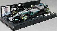 Minichamps Mercedes-AMG F1 W08 Spanish GP 2017 Valtteri Bottas 410170077 1/43