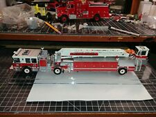 RARE 1/50 TWH Seagrave New London fire tiller Ladder Sold out