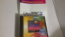 Corel DRAW! 4  The Best in Graphics ~ 2 Disc set ~ 1993