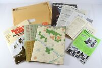 SPI Strategy & Tactics #83 Game Magazine - Kaisers Battle - Germans - Unpunched