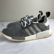 Adidas NMD Boost Glitch Grey Men's 11 Primeknit Running Trainer Yeezy EQT