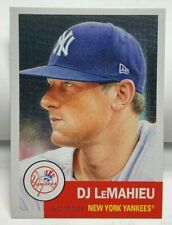 DJ LeMahieu 2020 Topps Living Baseball #351 - NEW YORK YANKEES - SP /2512