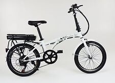 "e-glide E bike ELECTRIC BICYCLE 20"" Folding Bike ** BRAND NEW **"