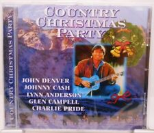 Country Christmas Party + CD + Stimmungsvolles Album zu Weihnachten mit 18 Songs