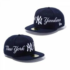 NEW ERA 59FIFTY Fitted Cap DOUBLED New York Yankees Double Logo Japan Tracking